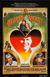 "Hearts of the West & Others Lot (United Artists, 1975). One Sheets (12) (27"" X 41""). Western. ... (Tot..."