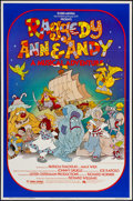 """Movie Posters:Animation, Raggedy Ann & Andy: A Musical Adventure (20th Century Fox, 1977). One Sheets (4) (27"""" X 41"""") & Insert (14"""" X 36""""). Animation... (Total: 5 Items)"""