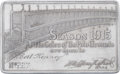 Baseball Collectibles:Others, 1915 New York Giants Silver Season Pass....