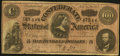 Confederate Notes:1864 Issues, T65 $100 1864 PF-1 Cr. 490. . ...
