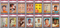 Baseball Cards:Sets, 1962 Topps Baseball High Grade Compete Set (598). ...