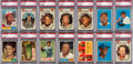 Baseball Cards:Sets, 1961 Topps Baseball Near Set (556/587). ...