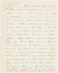 Autographs:U.S. Presidents, General Ulysses S. Grant Autograph Letter Signed....