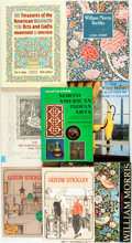 Books:Reference & Bibliography, Group of Eight Books on Arts and Crafts Era Antiques. Variouspublishers and dates. Various sizes, octavo to quarto. Publish...(Total: 8 Items)