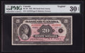 Canadian Currency: , BC-9b $20 1935. ...