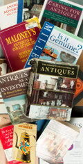 Books:Reference & Bibliography, Group of Twenty-four Books on Antiques. Various publishers anddates. Various sizes, octavo to quarto. Publisher's original ...(Total: 24 Items)