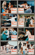 "Movie Posters:Action, The Ambushers (Columbia, 1967). Lobby Card Set of 8 (11"" X 14"").Action.. ... (Total: 8 Items)"