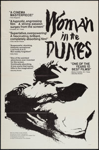 "Woman of the Dunes (Pathe Contemporary, 1964). One Sheet (27"" X 41"") & Photos (7) (8"" X 10"")..."