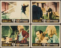 """Movie Posters:James Bond, Goldfinger (United Artists, 1964). Lobby Cards (4) (11"""" X 14""""). James Bond.. ... (Total: 4 Items)"""