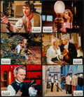 """Movie Posters:Horror, Frankenstein Created Woman (20th Century Fox, 1967). British Color Photo Set of 18 (8.5"""" X 11.25""""). Horror.. ... (Total: 18 Items)"""