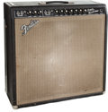 Musical Instruments:Amplifiers, PA, & Effects, 1966 Fender Super Reverb Black Guitar Amplifier....
