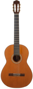 Musical Instruments:Acoustic Guitars, 1973 Robert Ruck Natural Classical Guitar....