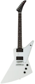 Musical Instruments:Electric Guitars, 2007 Gibson Explorer White Solid Body Electric Guitar, Serial #024770535....