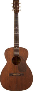 Musical Instruments:Acoustic Guitars, 1946 Martin 0-17 Natural Acoustic Guitar, Serial # 94277....