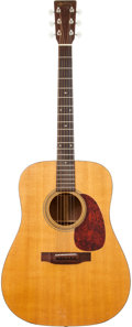 Musical Instruments:Acoustic Guitars, 1992 Martin D-16H Natural Acoustic Guitar, Serial # 505680....