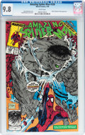 Modern Age (1980-Present):Superhero, The Amazing Spider-Man #328 (Marvel, 1990) CGC NM/MT 9.8 Whitepages....