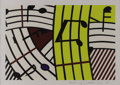 Post-War & Contemporary:Pop, ROY LICHTENSTEIN (American 1923-1997). Musical Notes, 1995.Lithograph on paper. 13in. x 19.25in.. Signed numbered and d...