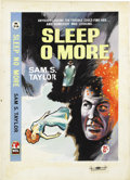 Illustration:Books, ENGLISH ILLUSTRATOR (20th Century) . Sleep No More, c. 1955. Gouache on illustration board . 21in. x 15in.. Original ...