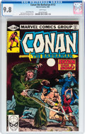 Modern Age (1980-Present):Superhero, Conan the Barbarian #113 (Marvel, 1980) CGC NM/MT 9.8 White pages....