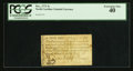 Colonial Notes:North Carolina, North Carolina December, 1771 5s PCGS Extremely Fine 40.. ...