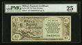 Military Payment Certificates:Series 481, Series 481 $5 PMG Very Fine 25.. ...