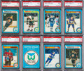 Hockey Cards:Sets, 1979 O-Pee-Chee Hockey High Grade Complete Set (396) - Gretzky NM Rookie. ...