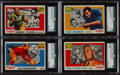 Football Cards:Lots, 1955 - 1959 Topps Football Card Collection (21). ...