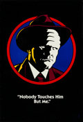 """Movie Posters:Action, Dick Tracy (Buena Vista, 1990). One Sheets (4) (27"""" X 41"""") DSAdvance """"Flat Top,"""" """"Big Boy Caprice,"""" & """"The Brow"""" Styles.Ac... (Total: 4 Items)"""
