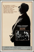 """Movie Posters:Hitchcock, Rope (Warner Brothers, R-1983). One Sheet (27"""" X 41""""). Hitchcock.. ..."""