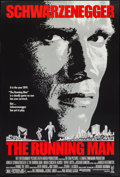 """Movie Posters:Action, The Running Man & Other Lot (Tri-Star, 1987). One Sheets (2) (26.75"""" X 39.75"""" & 27"""" X 40"""") SS & DS, Regular & Advance. Actio... (Total: 2 Items)"""