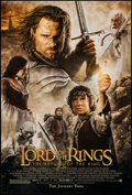 """Movie Posters:Fantasy, The Lord of the Rings: The Return of the King (New Line, 2003). OneSheet (27"""" X 40"""") DS Advance Cast Style. Fantasy.. ..."""
