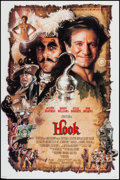 "Movie Posters:Adventure, Hook & Others Lot (Tri-Star, 1991). One Sheets (3) (26.75"" X39"", 27"" X 40.5"", & 27"" X 41"") SS & DS, Regular &Advance. Adve... (Total: 3 Items)"