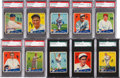 Baseball Cards:Sets, 1934 Goudey Complete Set (96). ...