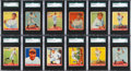 Baseball Cards:Sets, 1933 R319 Goudey Complete Set (239). ...