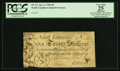 Colonial Notes:North Carolina, Low Serial Number North Carolina April 4, 1748 20s PCGS ApparentVery Fine 25.. ...
