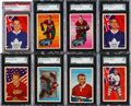 Hockey Cards:Lots, 1963 Parkhurst Hockey Collection (14). ...