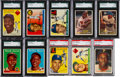 Baseball Cards:Lots, 1954 - 1960 Topps Baseball Shoe Box Collection (600+). ...