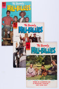 Silver Age (1956-1969):Humor, Beverly Hillbillies File Copies Group (Dell, 1964-71) Condition: Average NM-.... (Total: 34 Comic Books)