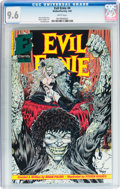 Modern Age (1980-Present):Horror, Evil Ernie #4 (Eternity, 1992) CGC NM+ 9.6 White pages....