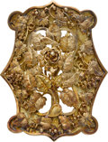 Estate Jewelry:Brooches - Pins, Victorian Gold Brooch. ...