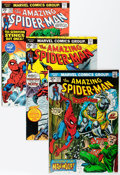 Modern Age (1980-Present):Superhero, Spider-Man Related Box Lot (Marvel, 1973-2000) Condition: AverageVF+....