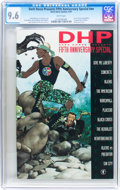 Modern Age (1980-Present):Miscellaneous, Dark Horse Presents Fifth Anniversary Special #nn (Dark Horse, 1991) CGC NM+ 9.6 White pages....