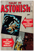 Silver Age (1956-1969):Horror, Tales to Astonish #26 (Marvel, 1961) Condition: FN+....