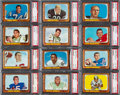 Football Cards:Sets, 1966 Topps Football Partial Set (85/132) - Mostly NM-MT 8! ...