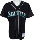 Baseball Collectibles:Uniforms, 2000 Alex Rodriguez Game Worn Seattle Mariners Jersey. ...