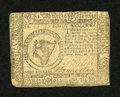 Colonial Notes:Continental Congress Issues, Continental Currency February 26, 1777 $8 Very Fine. A nice midcirculated grade example of this scarcer Baltimore issue....