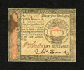 Colonial Notes:Continental Congress Issues, Continental Currency January 14, 1779 $65 New. Another lovelyContinental of this scarcer high denomination that appears to ...