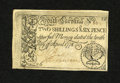 Colonial Notes:South Carolina, South Carolina April 10, 1778 2s/6d Choice New. A beautiful example of this scarcer South Carolina issue with lovely Crossed...