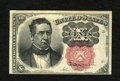 Fractional Currency:Fifth Issue, Fr. 1266 10c Fifth Issue Extremely Fine-About New. Two folds are found on this crisp and crackling fresh short key Meredith ...