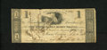 Obsoletes By State:Ohio, Mount Vernon, OH- Owl Creek Bank $1 Sep. 12, 1816. This wonderfullynamed bank and its bank note comes to us from the dawn o...